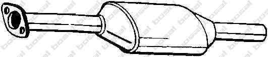 Catalizator RENAULT RAPID caroserie F40 G40 BOSAL 099-668