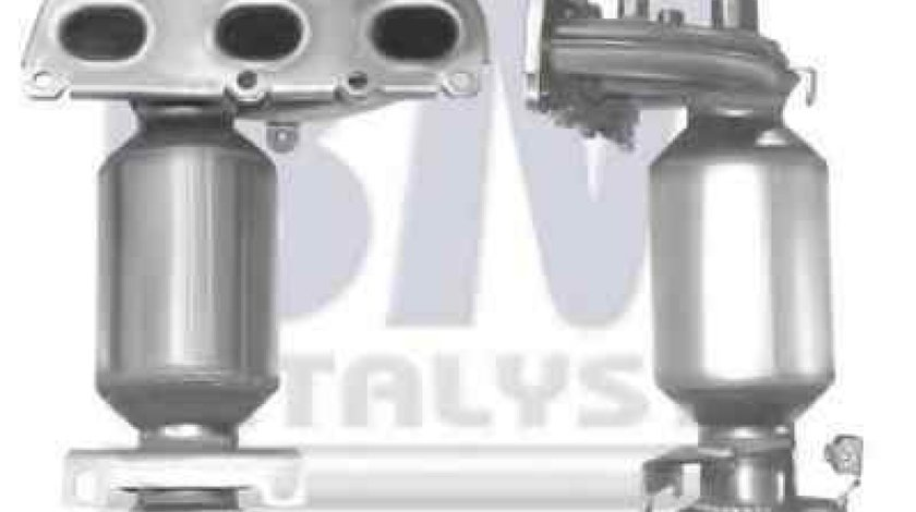 Catalizator SKODA FABIA Praktik Producator BM CATALYSTS BM91535H