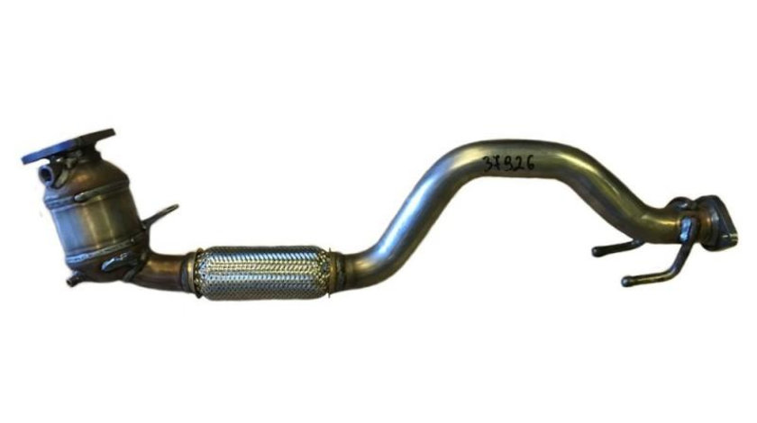 Catalizator Skoda Octavia 2 (2004-2013)[1Z3] 1K0254301X