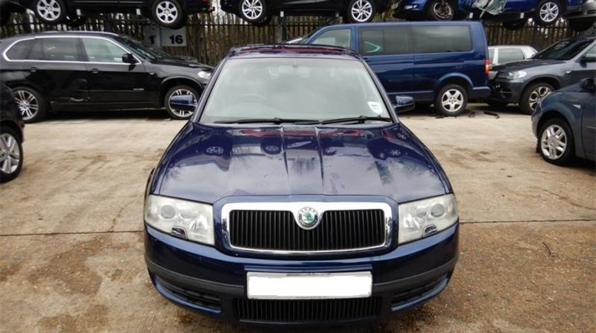 Catalizator Skoda Superb 2004 Sedan 1.9 TDi
