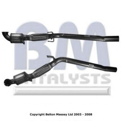 Catalizator VW GOLF V (1K1) (2003 - 2009) BM CATALYSTS BM80249H piesa NOUA