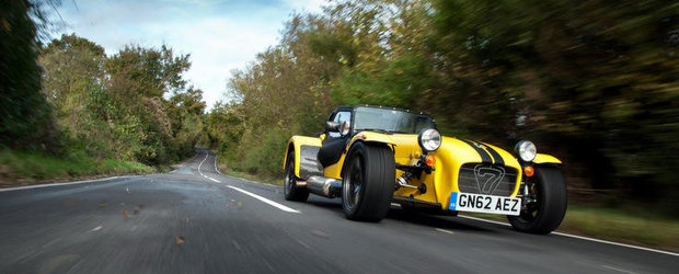 Caterham introduce un nou model in gama: Supersport R de 180 CP