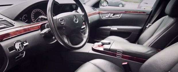 Cateva sfaturi si informatii utile pentru cei care vor un Mercedes S-Class W221