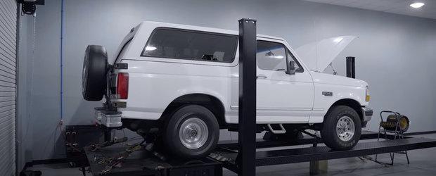 Cati cai mai are astazi o masina fabricata in anul 1996? Video cu cel mai tare experiment de pe internet