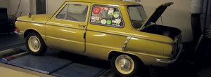 Cati CAI mai are astazi o masina sovietica din anii '70? VIDEO cu cel mai tare experiment de pe internet