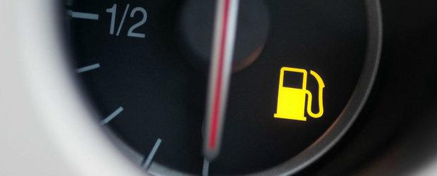 Cati kilometri mai pot sa parcurg dupa ce se aprinde becul de combustibil?