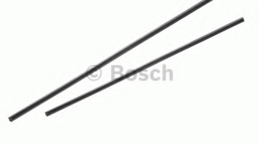 Cauciuc lamela stergator FIAT PANDA Van (169) (2004 - 2016) BOSCH 3 397 033 361 - produs NOU