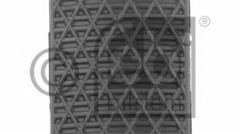 Cauciuc pedala frana MERCEDES C-CLASS (W202) (1993 - 2000) FEBI BILSTEIN 30777 produs NOU