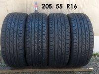 Cauciucuri 205 55 R 16 de Vara profil ca si NOU