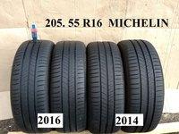 Cauciucuri de vara 205 55 R 16  Michelin an 2016 -2014