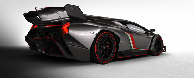 Cautai un Lamborghini Veneno? Poti cumpara unul acum pentru suma de 11 milioane de dolari