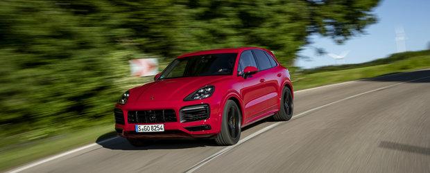 Cayenne, modelul care a scos Porsche din criza in urma cu 18 ani, a ajuns la 1 milion de exemplare