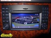 CD DVD Navigatie Mercedes CD DVD Navigatie GPS Europa 2017 Harta 3D