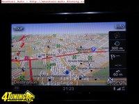 CD DVD Update Harti navigatie Audi MMI Rnse Basic MMI 3G 2015 2016