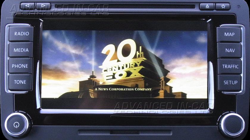 CD DVD Update Harti Navigatie GPS VIM Volkswagen RNS510 Passat Golf Touareg Skoda Columbus Octavia