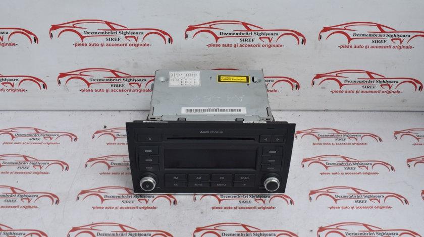 CD Player Audi A4 B7 2007 8E0035152Q 557