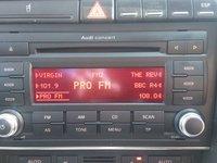 CD Player Audi Concert A4 B7 an 2006