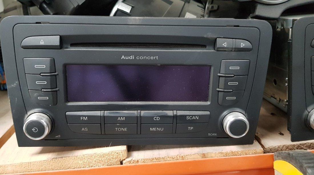 Cd Player AUDI Concert Audi A3 8P Facelift 2009 2010 2011 2012