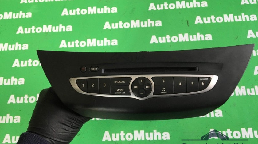 Cd player auto Renault Laguna 3 (2007->) 281150013r d