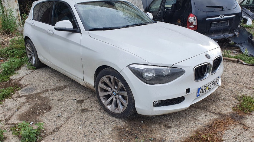 CD player BMW F20 2011 hatchback 2.0 d n47d20c