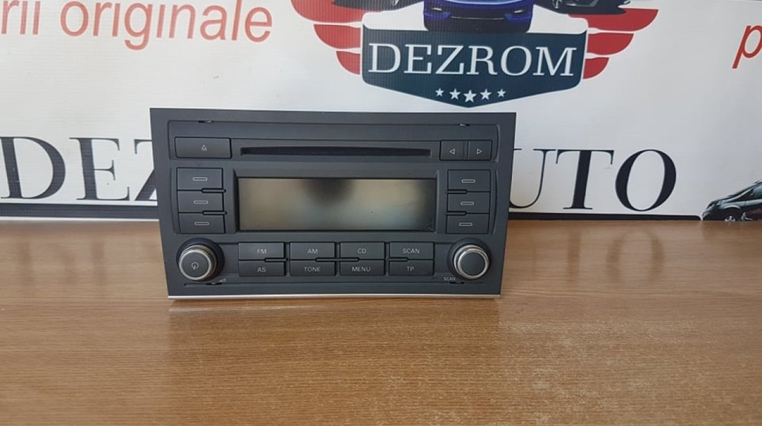 Cd-player concert 3r0035186 seat exeo