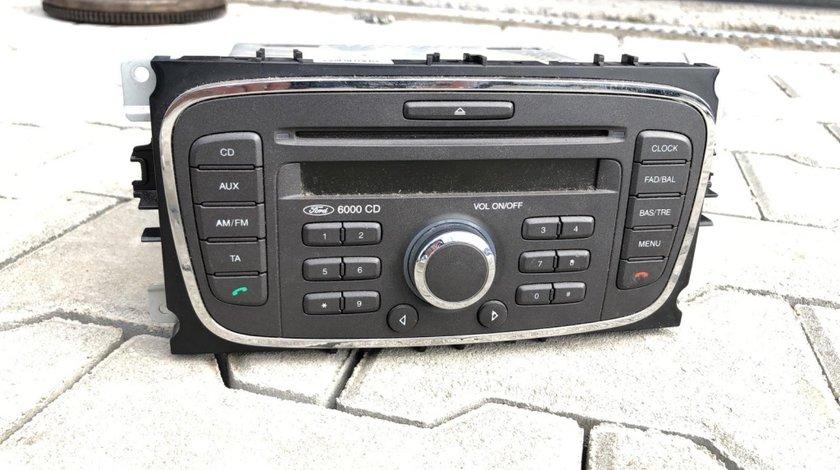 Cd Player Ford Focus 6000 CD