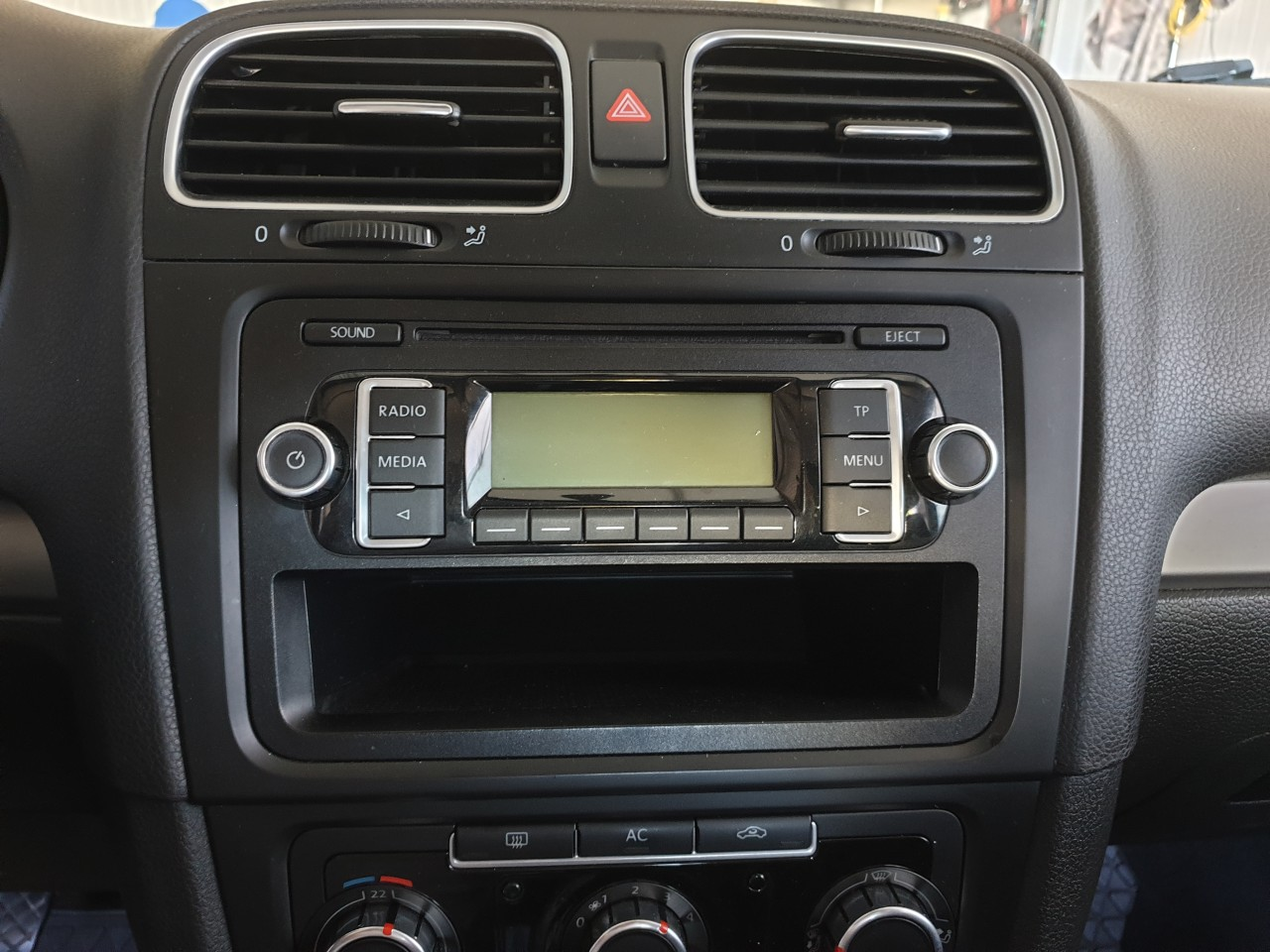 Cd Player Golf 6, Mp3, Impecabil