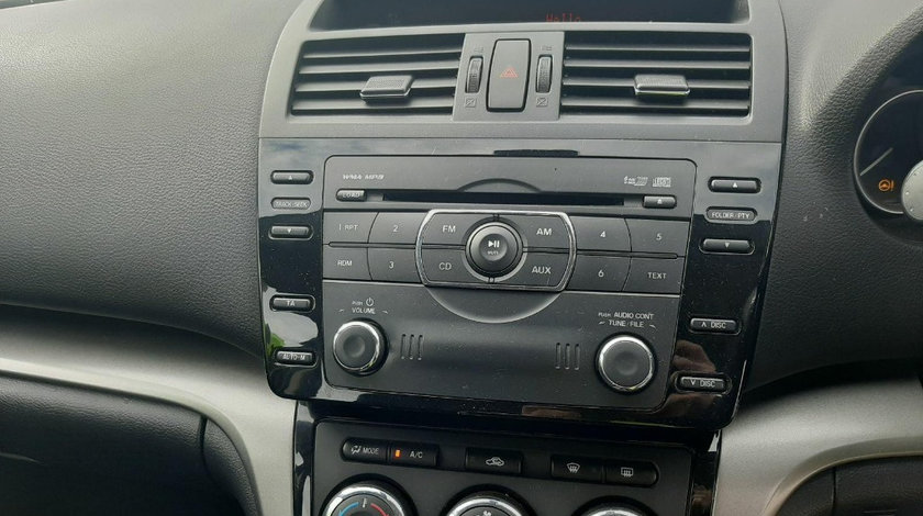 CD player Mazda 6 2011 Break 2.2 DIESEL