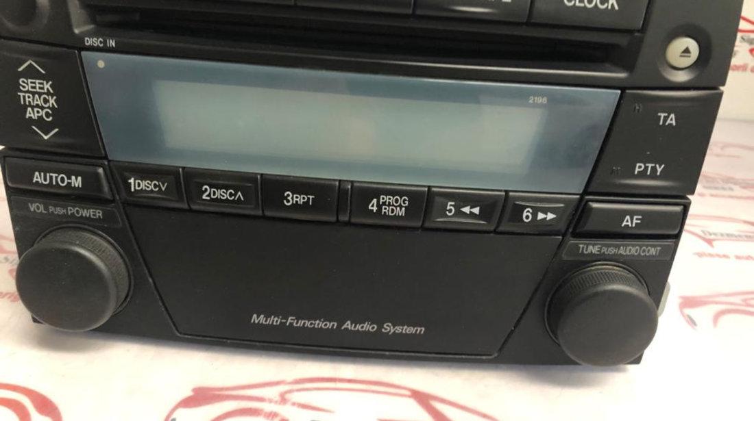 Cd player Mazda MPV 2004 406
