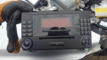 CD player Mercedes A-class B class W169 W245 , cod...
