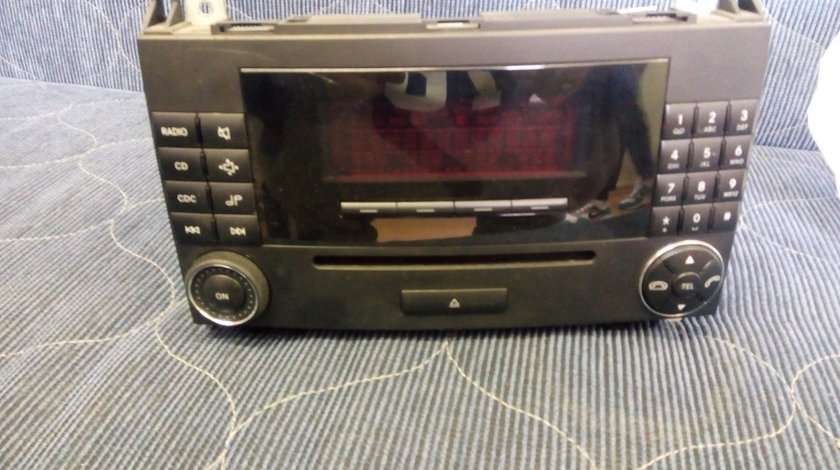 CD PLAYER Mercedes A Class W169