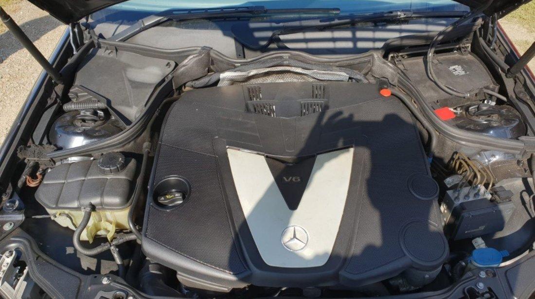 CD player Mercedes C-Class W203 2006 om642 3.0 cdi 224cp 3.0 cdi