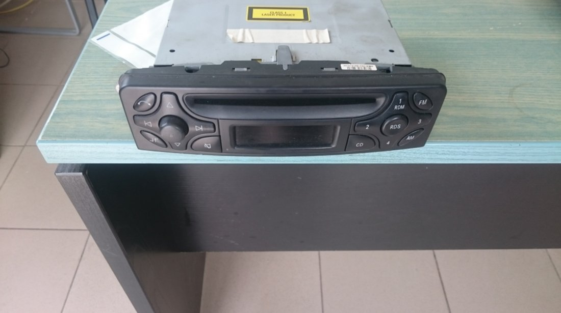 Cd Player Mercedes C180,C220 C-class W203
