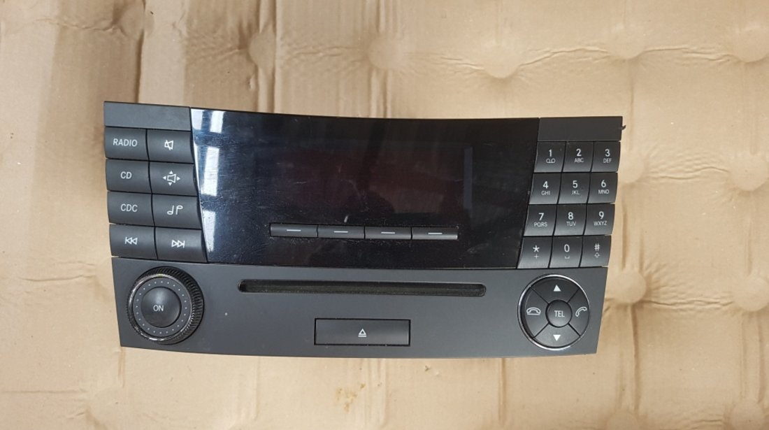 Cd player Mercedes Cls W219