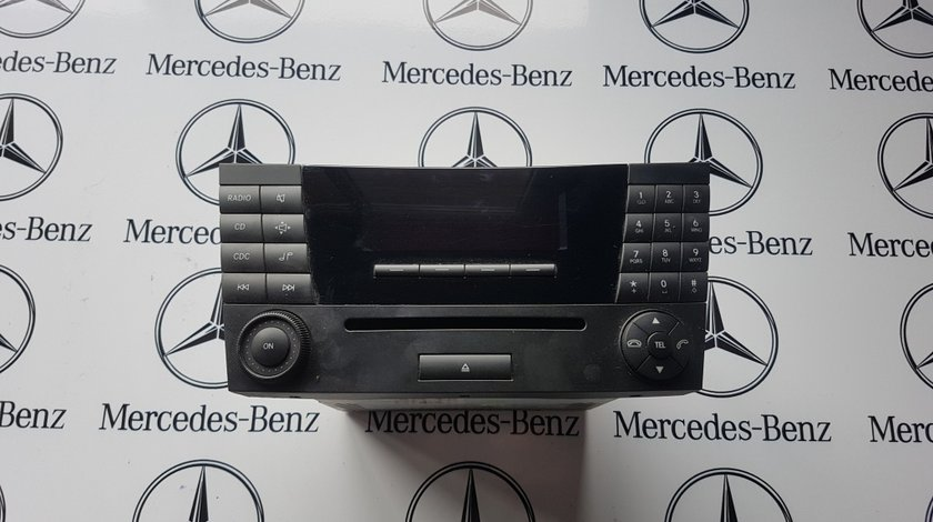 Cd player Mercedes E class W211