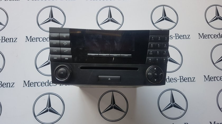 Cd player mercedes w211