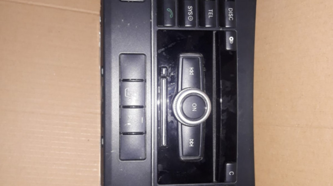 CD player Mercedes W212 2012