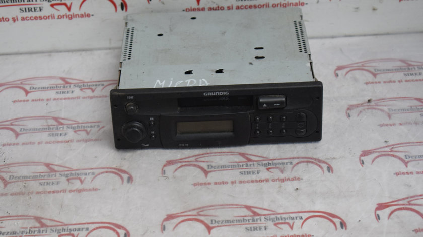 CD player Nissan Micra 2009 566