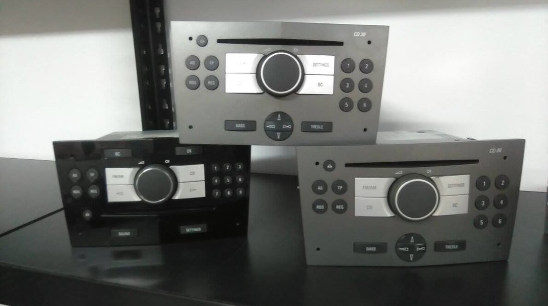 Cd player Opel Astra H