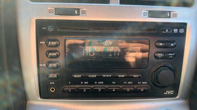 CD Player Original Kia Sportage 2005-2010
