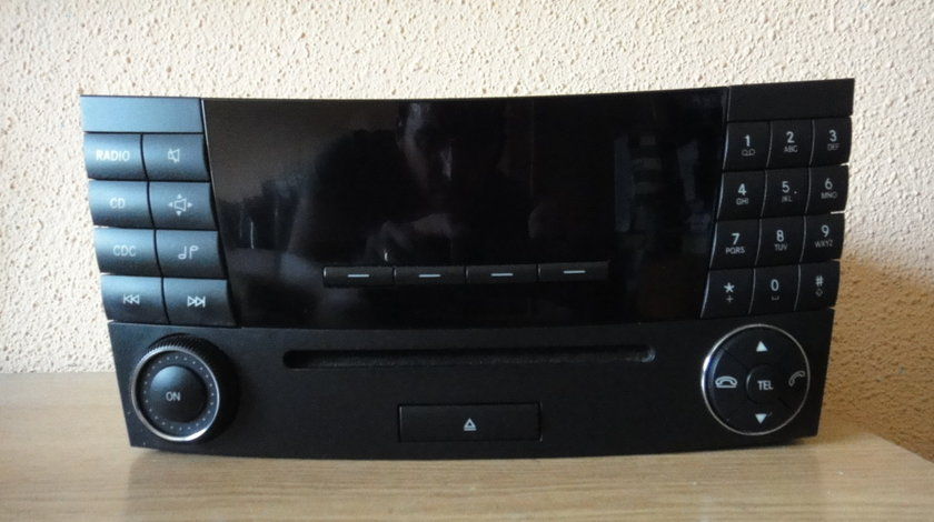 Cd Player Original Mercedes E CLASS MF2311