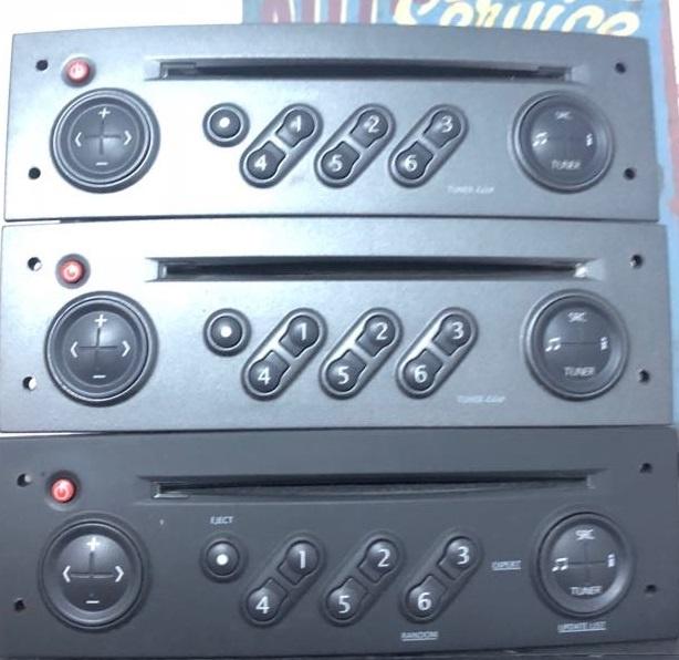 CD Player original Renault Scenic 2