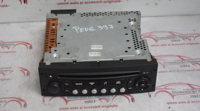 CD player Peugeot 207 2007 397