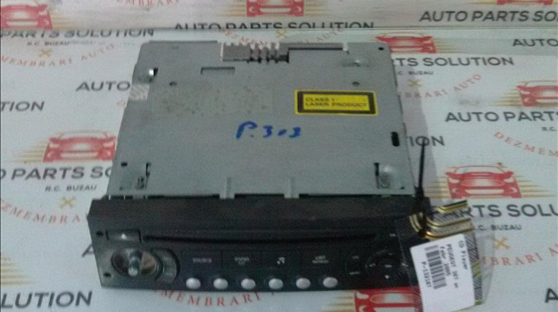 CD Player PEUGEOT 307 2004-2009