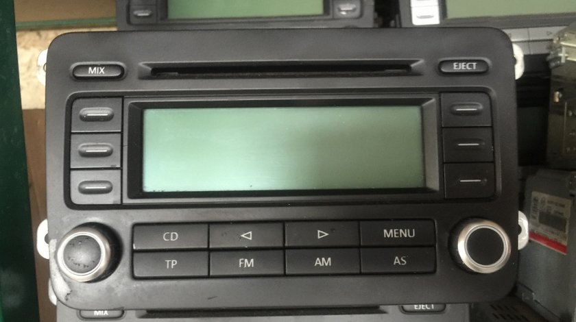 Cd player RCD 300 Vw Passat 3c B6 2005 2006 2007