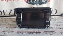 CD-Player RCD 510 VW Golf 5 Plus cod 3C8035195