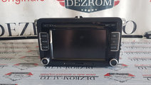 CD-Player RCD 510 VW Passat B6 cod 3C8035195