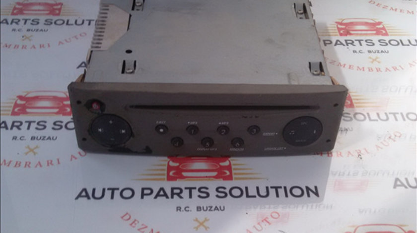 CD player RENAULT CLIO SIMBOL 2008-2011