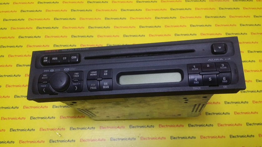 CD Player Seat Leon, 1M0035186K, 9184438151, SEZ2Z6D2160416