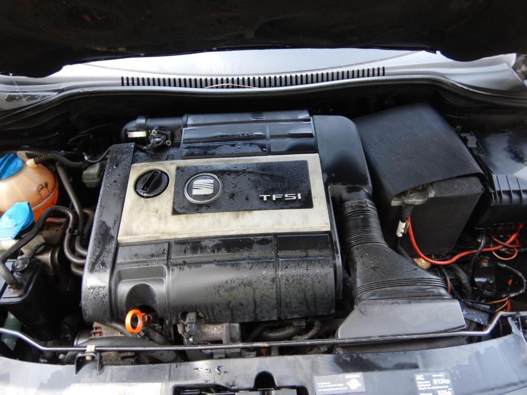 CD player Seat Leon 2 2007 Hatchback FR 2.0 TSI